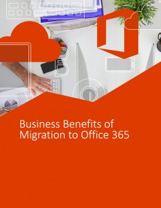 benefits of migration to Office 365