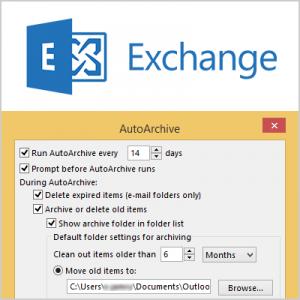 Exchange Online - Archiving